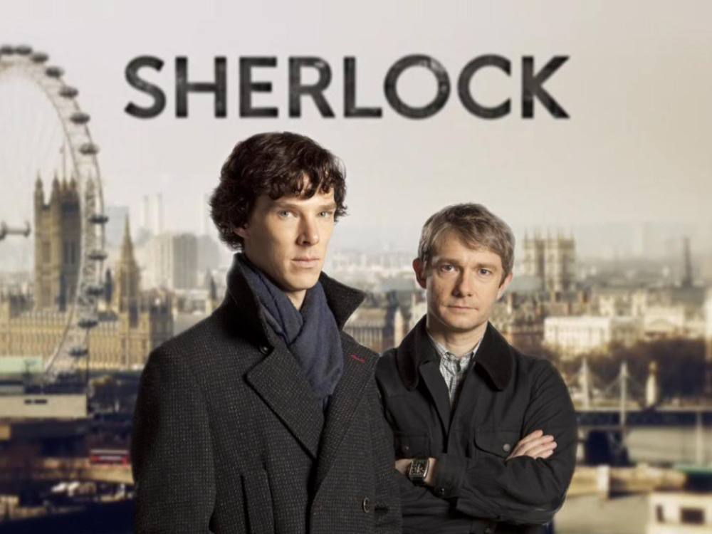 Sherlock 2010 [Serie de televisión] (1/3)